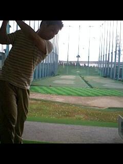 日曜ゴルフ練