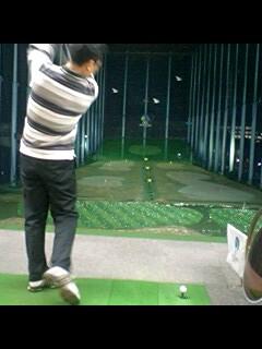 12/20 反省ゴルフ練習