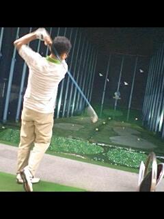 6/28 日曜ゴルフ練習