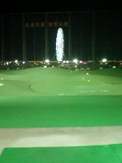 水曜ゴルフ練習