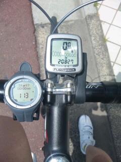 5/22 自転車練習