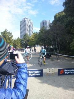 Cyclocross Tokyo 観戦