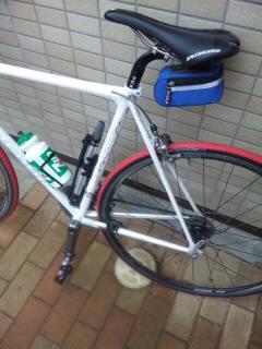 4/22 自転車練習