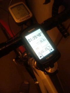 9/29 自転車練習