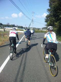 10/27 サイクリング