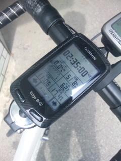 3/23 自転車練習
